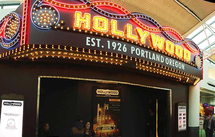 Hollywood Theater-