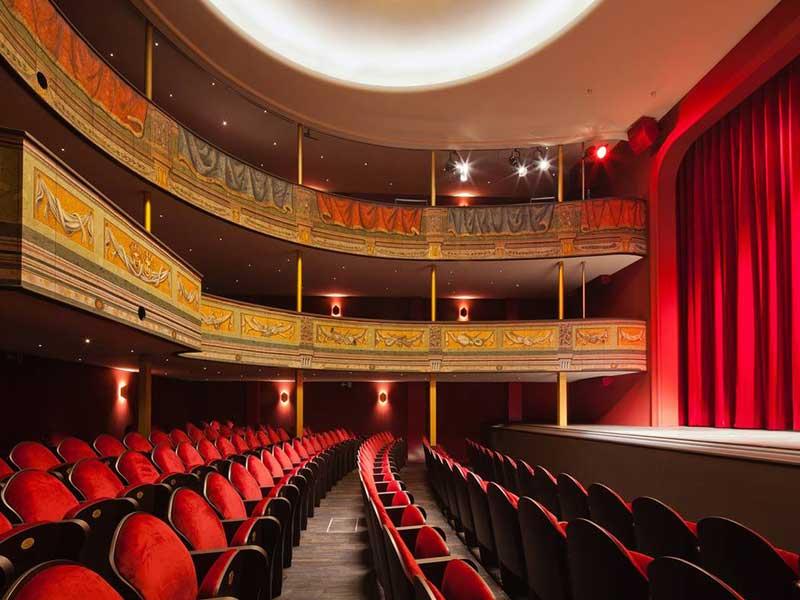 โรงละคร มีกี่ประเภทอะไรบ้าง