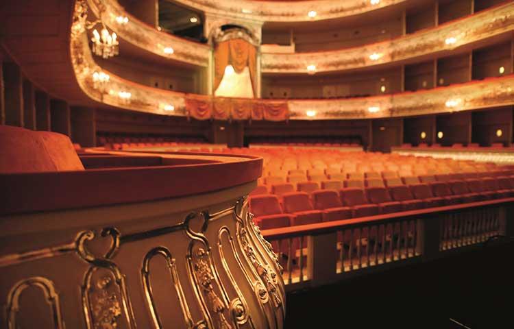แนะนำโรงละครสวยที่สุดในโลก